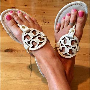 14e09b72e0c1 ... Tory Burch Miller Sandals ...